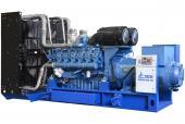 Высоковольтный дизельный генератор ТСС АД-900С-Т6300-1РМ9