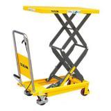 Стол подъемный передвижной XILIN г/п 350 кг  350-1300 мм SPS350