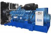 Высоковольтный дизельный генератор ТСС АД-700С-Т10500-1РМ9