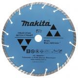 Алмазный сегментированный диск по бетону 230 мм (D-41757)
