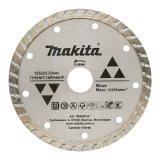 Алмазный диск Makita для гранита 125*22,23 мм (D-51029)